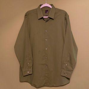 JF Ferrar Slim Fit button down shirt XL